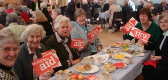 Supporting Christian Aid